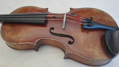 Geige Second Hand