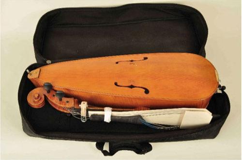 Transporttasche mit Reise-Cello